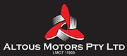 Altous Motors Logo